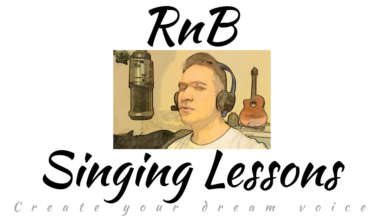 RnB Singing Lessons | with Rached Hayek